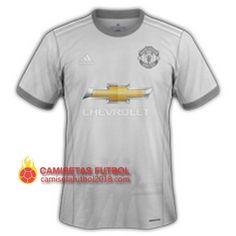 Tercera camiseta del Manchester United 2017 2018 363f89de543f6