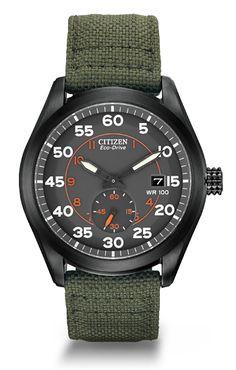 Citizen Citizen Eco-Drive Men's Strap BV1085-22H Men's Straps