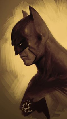 Batman by Raciel Avila