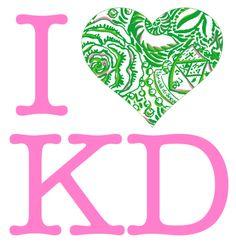 I Heart KD