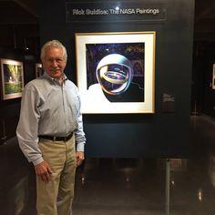 Artist Rick Guidice | The NASA Paintings