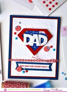 Create a Father's Day card that really impresses! A shaker card filled with Tiny Bubbles. Tiny clear bubble shaped stones in a rainbow of colors packaged in flip top container.  Perfect topping for shaker cards and shaker shapes.