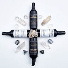 Continuing out theme of self-love this week and so excited to be stocking Shemana Crystaline Elixirs! ✨ The unique brand from Byron Bay create powerful ritual products for a little aromatherapeutic body misting and care. Designed to align and anchor your ultimate self, these products are great for meditation, yoga and well, any self-care ritual! The brand have created some absolutely beautiful, heart-centring and unique offerings. Be sure to check them out!