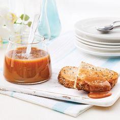 Caramel d'érable à la fleur de sel - Recettes - Cuisine et nutrition - Pratico Pratique