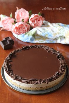 Morbida ed avvolgente la nostra cheesecake. Non saprete resistergli! Savory Cheesecake, Cheesecake Cupcakes, Sweet Recipes, Cake Recipes, Dessert Recipes, Biscotti, Torta Angel, Nutella, Sweet Corner