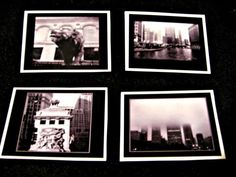 Chicago Photography Art Magnets-  Set of 4 Magnets by lovearthouse, $5.00