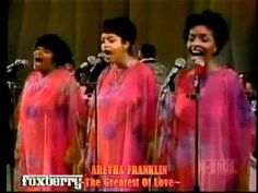 Aretha Franklin Vs Whitney Houston Greatest Love Of All