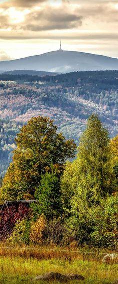 Ještěd (North Bohemia), Czechia