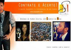Anúncios - Caricatura Digital em Eventos http://www.souzaarte.com/#!/cnfd