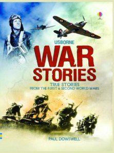 Army Kids WWII Books War Stories Usborne Books - prize idea
