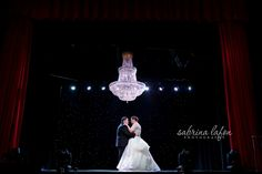 New Years Eve Wedding at the Capitol Theatre, Maryville TN    Sabrina Lafon Photography | Knoxville, TN Wedding and Portrait Photographer