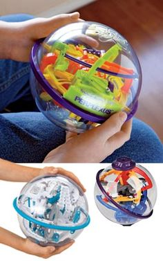 Perplexus Puzzle, 3D Maze Game, Kids Games, Family Games   Solutions