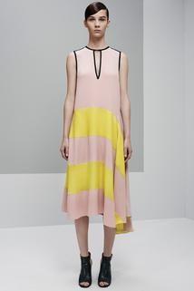 Araks Spring 2015- dress shape CB