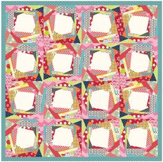 Trash To Treasure Quilt Block