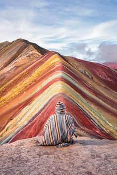 Heading to Peru? You'll for sure be spending some time in our favorite city in South America: Cusco. With so much to do it's hard to make a list, but here's 9 amazing day trips from Cusco, Peru that will make you never want to leave! Rainbow Mountains, South America Destinations, South America Travel, Machu Picchu, Danxia Landform, Picture Places, Equador, Peru Travel, Travel Aesthetic