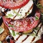 Caprese Salad with Store Made Fresh Mozzarella from BigY