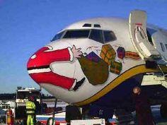 Jultomten blir lite sen i år....