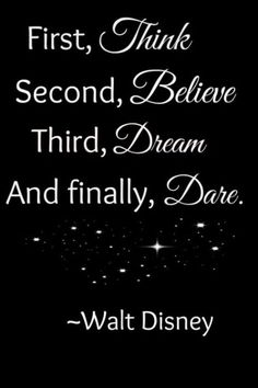 Disney dream quotes, disney tattoo quotes, disney world quotes, dis Disney World Quotes, Disney Dream Quotes, Walt Disney Quotes, Walt Disney Pictures, Disney Sayings, Disney Quotes About Love, Beautiful Disney Quotes, New Quotes, Motivational Quotes