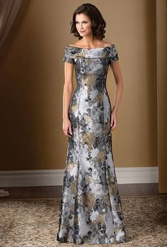 Jade Couture - K178016 - Mother of the Bride Dress