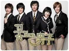 Hey, I thought so! Those guys were off Boys Over Flowers!