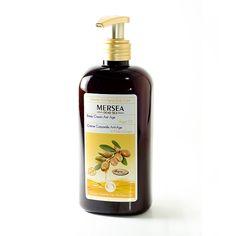 Dead Sea Anti-Aging Body Cream with Argan Oil Dead Sea, Argan Oil, Anti Aging, Natural Beauty, Lotion, Personal Care, Skin Care, Cream, Diy
