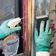 You don't have to call in expensive consultants to work safely around lead paint. Follow these commonsense steps to keep your home lead-safe and wo