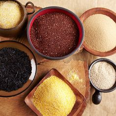 4 Whole Grains You Should Be Eating