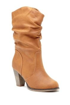 HauteLook | Colors Of Fall: Must-Own Shoes: Bucco High Heel Boot