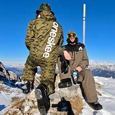 Adidas Snowboarding Greeley BlackWhite Odzież Snowboard