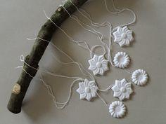 Ozdoby k naplnění./sada 7 ks / Zboží prodejce FF design Monday Monday, Pendant Necklace, Paper, Christmas, Jewelry, Winter, Design, Noel, Home