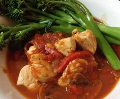 Recipe Low Cal Chicken Cacciatore by Aprilstar - Recipe of category Main dishes - meat