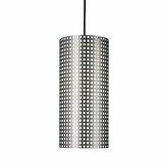 Grid Cylindrical Pendant Light & George Kovacs Pendants | YLighting