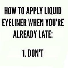 Perhaps the best tip on eye makeup.