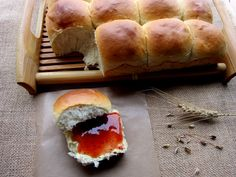 Una pincelada en la cocina: panecillos express, tiernos y fáciles