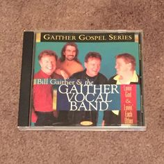 Bill Gaither & the Gaither Vocal Band Lovin' God & Lovin' Each Other (CD, Music) #Christian