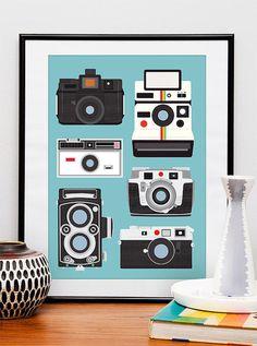 Polaroid Poster Print !