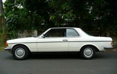 1982 Mercedes 230CE european market model with plastic wheel covers. See more like this http://www.classiccarstodayonline.com