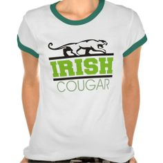 >>>best recommended          Irish Cougar Tshirts           Irish Cougar Tshirts so please read the important details before your purchasing anyway here is the best buyDeals          Irish Cougar Tshirts please follow the link to see fully reviews...Cleck Hot Deals >>> http://www.zazzle.com/irish_cougar_tshirts-235249264627969887?rf=238627982471231924&zbar=1&tc=terrest