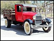 1929 Ford Model A Pickup Vintage 1 Ton Dually