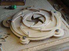 Mechanical Iris from Chris Schaie