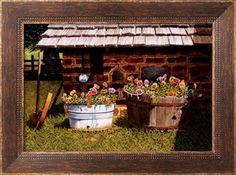 Bob Timberlake's Pumphouse Pansies