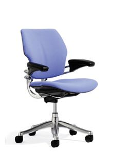 Freedom Task Chair | Ergonomic Seating from Humanscale http://www.ergonomicconsultants.com/