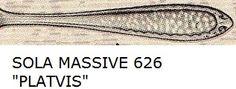 """SOLA MASSIVE 626 """"PLATVIS"""""""