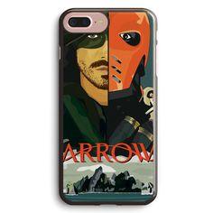 Arrow Arrow Vs Deathstroke Apple iPhone 7 Plus Case Cover ISVG914
