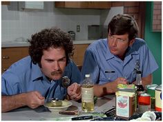 "Who cooked? ""Pressure 165"" (season 5, episode 7) Original Air Date: October 25, 1975"