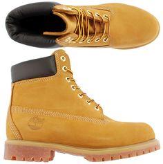 Timberland 6-Inch Premium Waterproof Boots - Wheat Nubuck - Women's Description: When you think of Timberland® boots, you're thinking of these. #mens #womens www.kishskloset.com