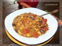 Unsere Cowboy Pfanne ist ein enger Verwandter des Chilli con Carne. Dank der ausgewogenen Mischung aus Fleisch, Gemüse und Kartoffel eignet sich unser Re