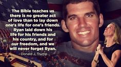 Navy Seal Chief Petty Officer Ryan Owens .