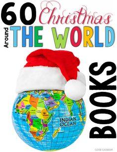 book and activity Christmas Activities, Classroom Activities, Christmas Fun, Classroom Images, Classroom Freebies, Classroom Ideas, Holidays Around The World, Around The Worlds, Celebration Around The World