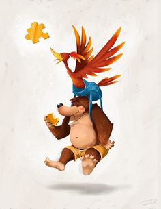 Banjo-Kazooie - Project Dream | Page 317 | Smashboards
